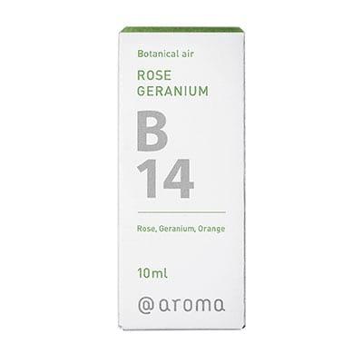 Botanical Air B14 is een geur met de mooie aanhoudende geur van luxe rozen Ingrediënten: roos, geranium, sinaasappel