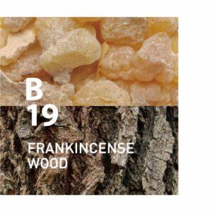 B19 FRANKINCENSE WOOD