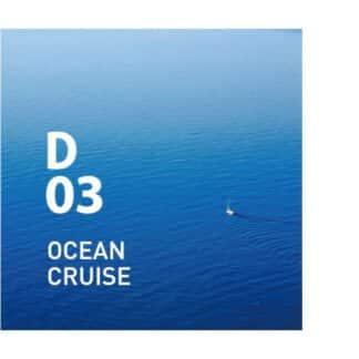 Design air d03 ocean cruise omschrijft Een muntachtige citrusgeur met een zuivere afdronk, zo verkwikkend als een zeebriesje Ingrediënten: pepermunt, groene munt, grapefruit, kabosu, den, enz.