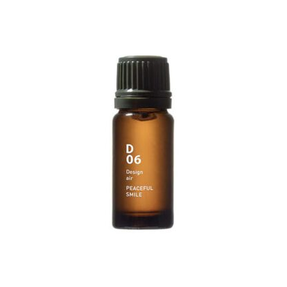 Design air D06 PEACEFUL SMILE bottle in 10ml flesje gevuld met aroma