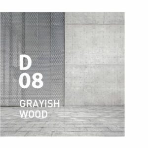 D08 GRAYISH WOOD