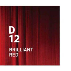 D12 BRILLIANT RED