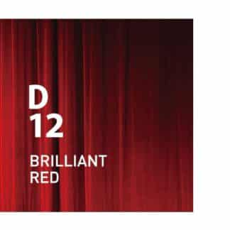 Design air D12 BRILLIANT RED bottle in 10ml flesje gevuld met aroma