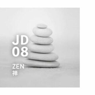 japanese design air jd08 zen Langzaam gehuld in een geur van sereniteit, kalmeert het beeld van het niets de geest. Ingrediënten: Cypress, Hinoki, Kuromoji, Rosemary, Cedarwood, etc.