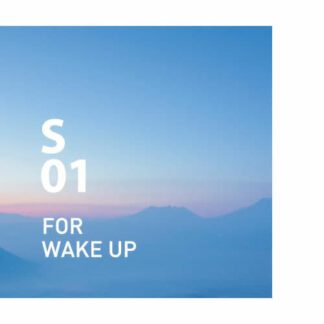 De S01 for wake up geeft een frisse geur die je op de meest heerlijke manier wakker maakt en frisse ochtenden in de bergen oproept.