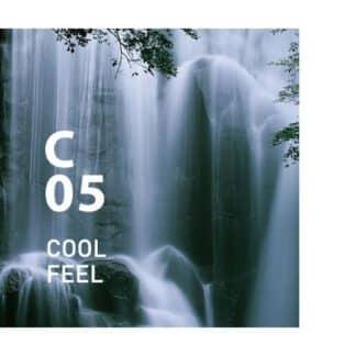 CLEAN AIR C05 COOL FEEL Clean air van AT AROMA. Een zeer verfrissende geur op basis van munt, die een koelte geeft die je fysiek kunt voelen Ingrediënten: pepermunt, groene munt, eucalyptus, petitgrain