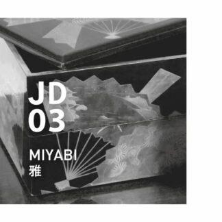 Japanese design air JD03 MIYABI. Diep en rijk, een sierlijke geur die van generatie op generatie is doorgegeven.