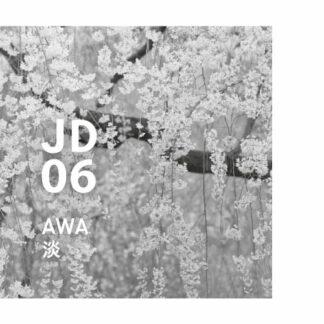Japanese design air JD06 awa. 淡 - AWA Mooie genegenheid met een vleugje onschuld, zoals de kersenbloesem in volle bloei. Ingrediënten: jasmijn, ylang ylang, shiso, geranium, grapefruit, enz.