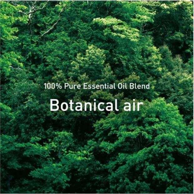 Botanical air etherische olie lineup preview foto