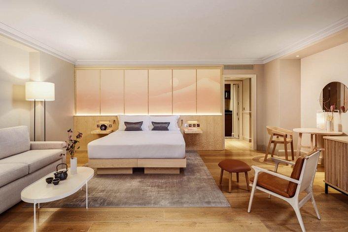 Prince Akatoki Hotel London voorzien van Aroma Space design