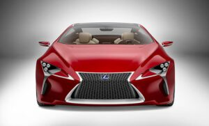 Lexus-Dealership-Showroom voorzien van Aroma Space design