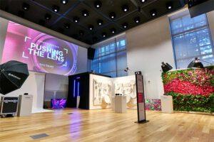 Sony Square NYC voorzien van Aroma Space design